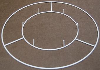 Ring zum Auflegen auf 6eck-Ringe