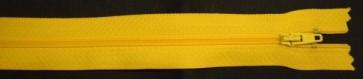 22 cm lang, gelb