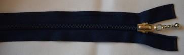 60 cm lang, marine-blau