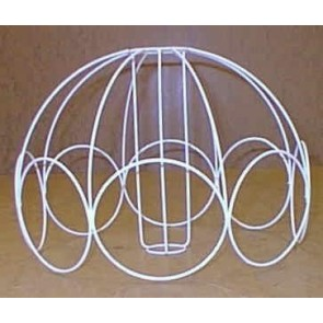 Drahtform Ringkuppel für Stehlampe