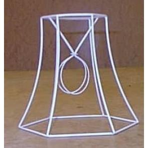 Drahtform Sechskant 16 cm D.. NKL 5V