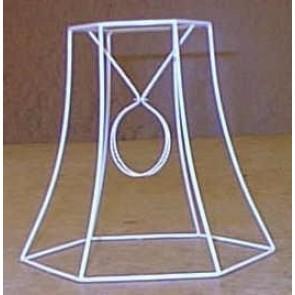 Drahtform Sechskant 18 cm D.. NKL 5V