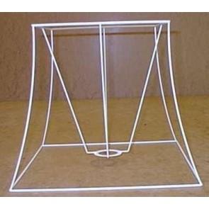 Drahtform Vierkant 37 cm D.. Einb.2V