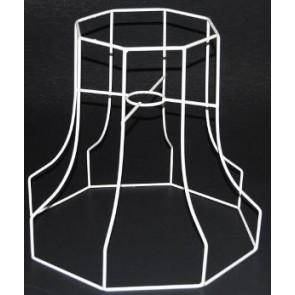 Drahtform Gotik F E27 9 cm v.oben