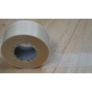 Organzaband creme, 4 cm breit