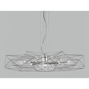 Metallux Leuchte ALTATENSIONE 243.150.01 chrom