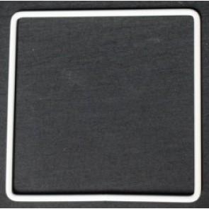 4R 100x100 mm weiß