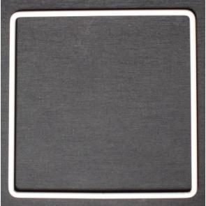 4R 120x120 mm weiß