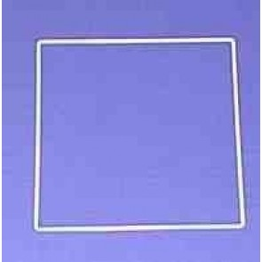 4R 180x180 mm weiß