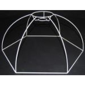 Drahtform Kuppel 6-Eck 50 cm D.. F 3V