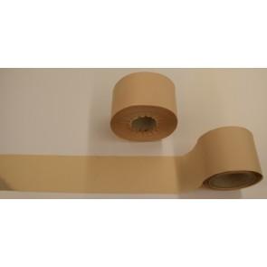 Seidenband 026 hellbraun, 6 cm breit