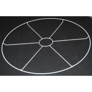 Drahtring 65 cm D. mit Auflagering R105