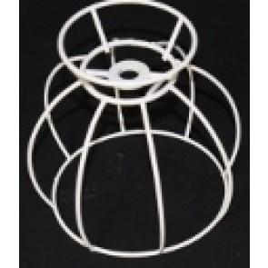 Drahtform Kuppel 10 cm Ø N oben gerade