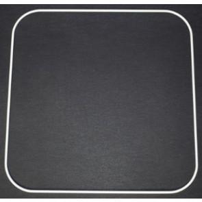 C 300x300x4.3mm weiss
