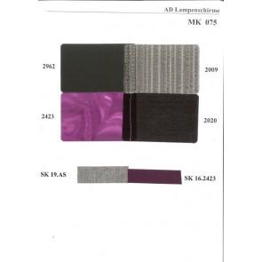 Musterkarte harte LS-Folien