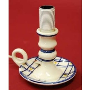 GMK 029  Keramiklampe 'Darmol'