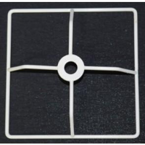4R 110x110 mm + N 2V weiß