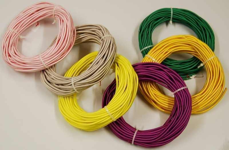 Kabel für Lampen