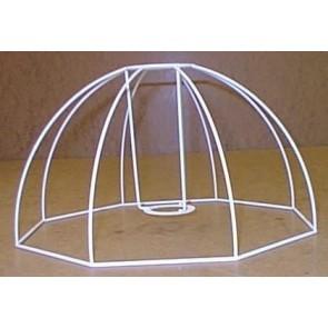 Drahtform Kuppel 8-Eck 35 cm D. Einb. 2V