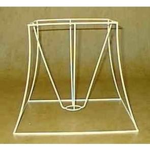 Drahtform  Vierkant 35 cm D.. Einb. 2V