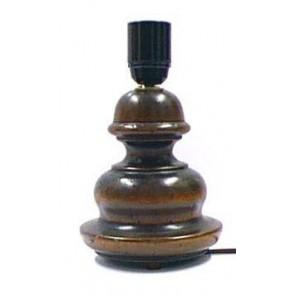 1343 Holzlampe