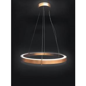 Metallux Leuchte  ORBITA 269.080-04 verniciato brunito