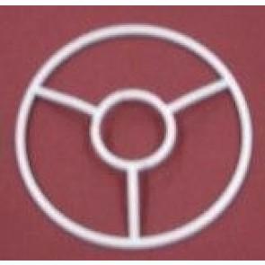 Drahtring 10 cm D. + F E14 1 cm versenkt