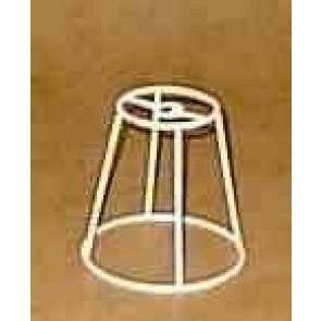 Drahtform Kerzenschirm 10 cm D.. N