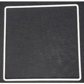 4R 150x150 mm weiß