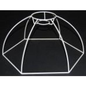 Drahtform  Kuppel 6-Eck 35 cm D.. F 3V