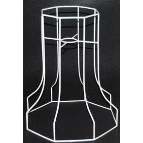 Drahtform Gotik hohe Facon ØxH 31x36 cm
