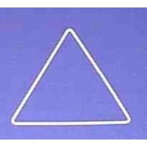 Dreieck s=14,3cm weiß