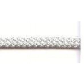 Flachlitze HG 1616.620 Lurex silber
