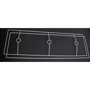 Ringgarnitur RE300x1000+3F5VW weiß