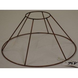 Drahtform Hocheck 28 cm D.