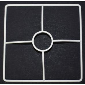 4R 140x140 mm + F E14 2V weiß